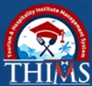 Tourism & Hospitality Institute Management System (THIMS)